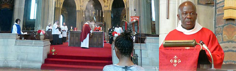All Hallows' Parish Church
