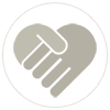 Charity Help Hands Icon