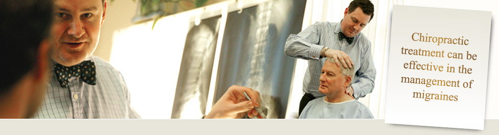 Analysing x-ray and chiropractic treatment
