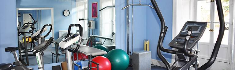 Clifton Chiropractic Rehabilitation Gym