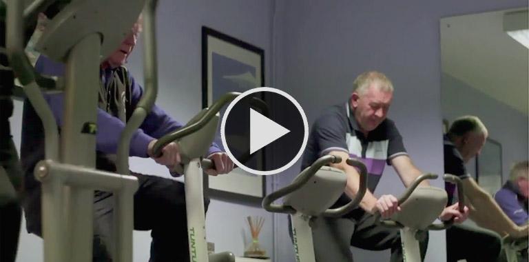 Spinal Rehabilitation Gym